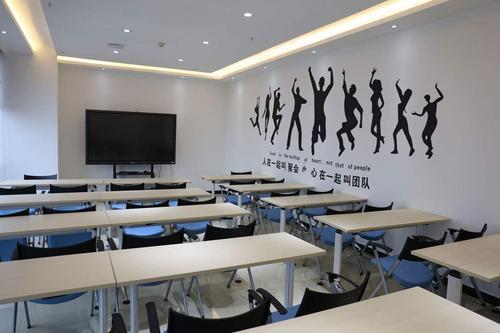 嘉兴优路教育-教室环境